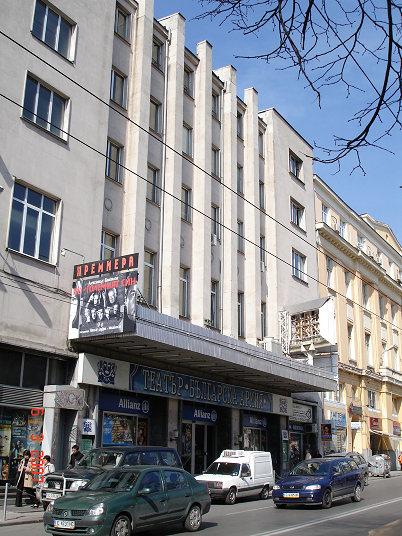 rue Rakovski